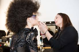 make up looks mac mastercl with francesca tolot