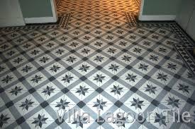 uk cement tile floor in london