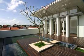 tropical architecture | Modern Tropical Houses Singapore | SG Livingpod
