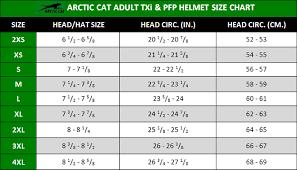 Child Ski Helmet Size Chart Size Charts