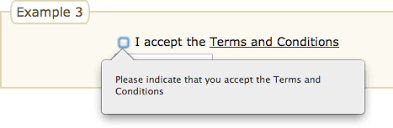 Validating a checkbox with HTML5 < HTML   The Art of Web