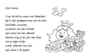 Moederdag Vaderdag Versjes Liedjes Knutselen Lesidee Kleuters