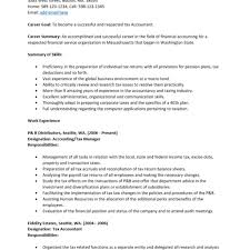 Resume Examples For Accounting Free Tax Accountant Resume Template Sample Ms Word for 12