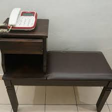 phone table. phone table