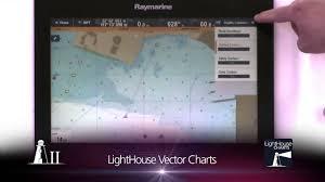 Lighthouse Ii Update For Raymarine Multifunction Displays