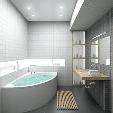 white wall painting bathroom tile with built in bathtub and sink under mirror spray paint plastic