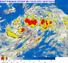 The Color Of Danger Pagasas New Rainfall And Flood Warning