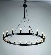 hanging candle chandelier non electric picture ideas