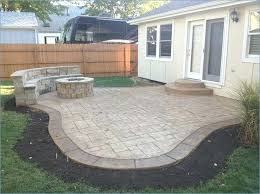 stamped concrete cost per square foot ideas cost of patio and patio restaurant as patio sets