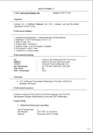 Current Resume Formats Mesmerizing Most Current Resume Format Universitypress Resume Examples Printable
