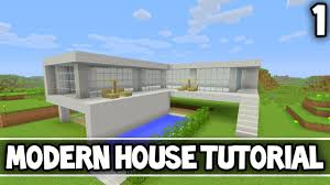 simple modern house. Plain Simple Minecraft Simple Modern House Tutorial Part 1 Xbox 360 Ps3Xbox OnePs4   YouTube Inside