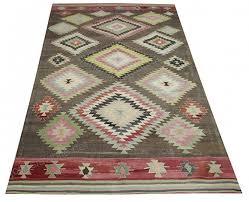 modern kilim rug 11 8x5 4 feet area rug old rug bohemian kilim rug floor rug