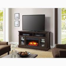 faux fireplace space heater newest electric fireplace tv stand wood media console heater entertainment