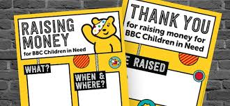 Fundraiser Poster Ideas Bbc Children In Need Fundraising Tools