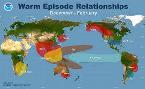 What Unusual Pattern Occurs During El Niño