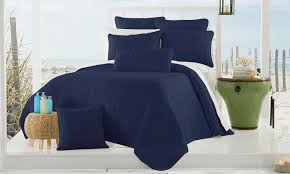 Anchor Chain Cotton Quilt Sets | Groupon Goods & 2- or 3-Piece 100% Cotton Anchor Chain Quilt Sets: 2- Adamdwight.com
