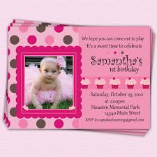 nice first birthday invitations 61 for picture design images with first birthday invitations