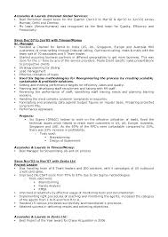 Service Manager Resume Sample Example Resume Examples Of Resumes