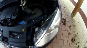 Ford Galaxy Lights Ford Galaxy S Max H7 Wechseln Replacing Car Headlight Bulbs