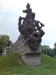 Памятник советским гражданам и военнопленным расстрелянным в  kiev babiyar victims monument jpg
