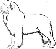 Small Picture Adult dog coloring page Free Printable Dog Coloring Pages For