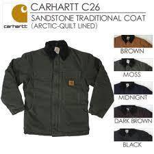 Carhartt Sandstone Traditional Coat Arctic Quilt Lined - Best ... & Carhartt Men S Sandstone Vest Arctic Quilt Lined V02 Adamdwight.com