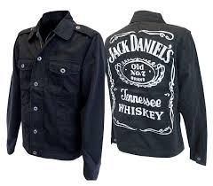 jacket men spring autumn jack daniels