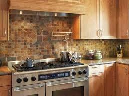 Modern Backsplash For Kitchen Interior Design Also Rustic Modern Kitchen Designs Home Design