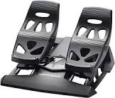 Thrustmaster VG TFRP Flight Rudder Pedals for PlayStation4/PC