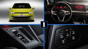 Golf Emissions Light 2020 Vw Golf 8 Here Are The Top 12 New Features