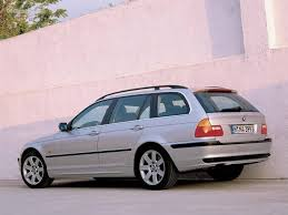 BMW 3 series IV (E46) 320d 2.0d MT specifications and technical ...