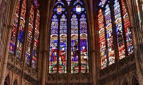 31 stained glass window ideas around