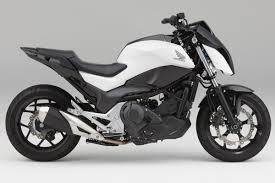 honda s new motorcycle can drive itself curbed
