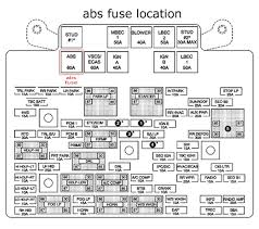 chevy cavalier fuse diagram 2000 cavalier abs wiring diagram images 2005 chevrolet diagram further 2000 chevy cavalier fuse box additionally