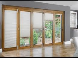 Sliding Glass Door With Built In Blinds - peytonmeyer.net