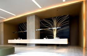 office lobby design. Modern Reception Design Involvesocial Office Lobby Interior 415322 Wookmark Office Lobby Design