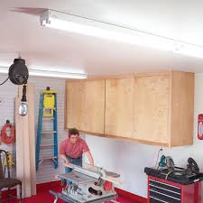 Best Garage Lights For Cold Weather How To Achieve Better Garage Lighting The Family Handyman
