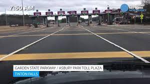 nj parkway turnpike tolls