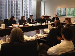 over 20 law firm pro bono leaders sat down at sidley austin on tuesday january 26th for the 2016 law firm pro bono roundtable to discuss pro bono