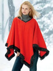 Poncho Sewing Pattern Inspiration Simple Poncho Sewing Pattern