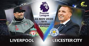 Top position in the premier league standings will be at stake when liverpool take on leicester city at anfield on saturday afternoon. Liverpool Vs Leicester City Preview