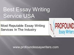 Best Essay Writing Service Usa Authorstream