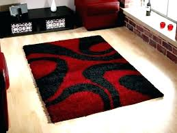 large black area rug and red r great white rugs large red area rugs