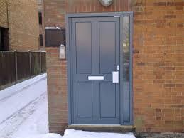 grey upvc front doors. inspirations modern composite front door 124 grey upvc entrance doors .