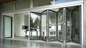 folding glass doors cost folding glass doors exterior bi fold glass exterior doors cost bi fold