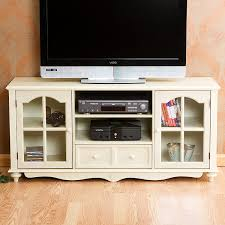 Amazon.com: Coventry Large TV Console - Antique White: Kitchen ...