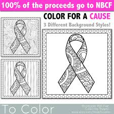 Small Picture Breast Cancer Awareness Ribbon Coloring Page 100 Of by ToColor in Breast Cancer Awareness Coloring Pagesjpg
