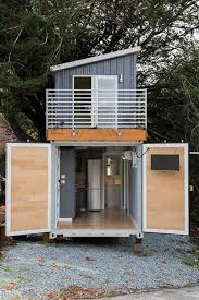 cheap tiny houses for sale. Wonderful Sale This Is A Twostory Shipping Container Tiny House For Sale Thatu0027s Totally  Unlike Anything Iu0027ve Seen Before Designed By BoxedHaus It Has Beautiful Modern  On Cheap Tiny Houses For Sale