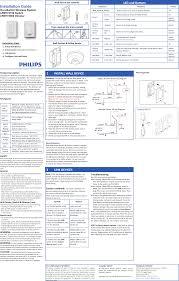 Philips Lighting Layout Tool Lra1721 Occuswitch Wireless Switch User Manual Philips