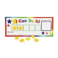 I Can Do It Star Token Reward Board Incentive Autism Chart By Kenson Kids